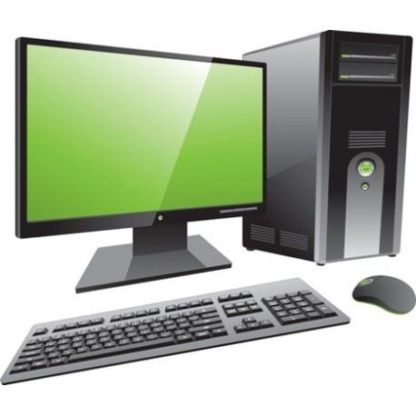 Serwis komputera stacjonarnego