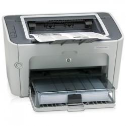 Serwis HP LaserJet P1505