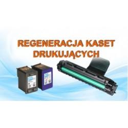 Regeneracja kaset drukujących